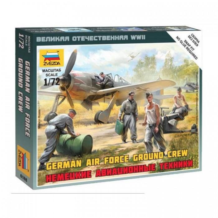 Конструкторы Звезда Немецкие авиационные техники 1:72 немецкие карнизы где можно