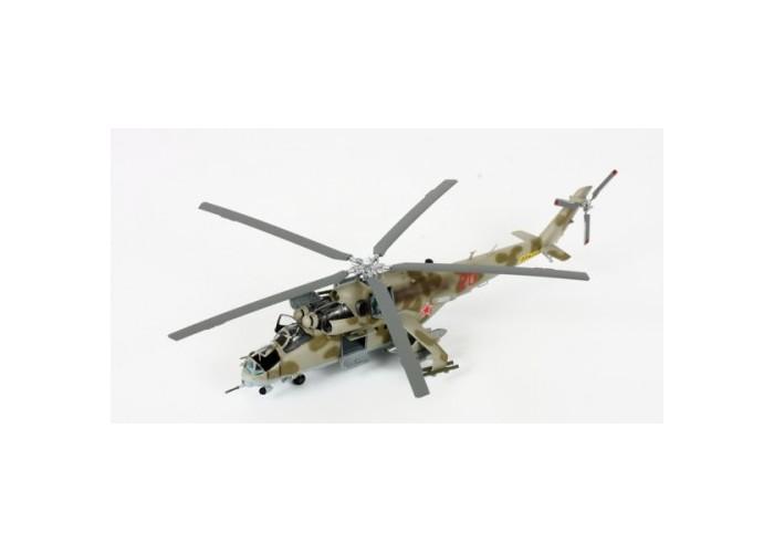 Конструкторы Звезда Советский ударный вертолет Ми-24В/ВП Крокодил 1:72 270 элементов звезда сборная модель вертолет крокодил звезда