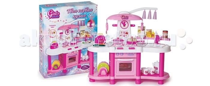 Купить Ролевые игры, Girls Club Набор Кухня 8689/GC