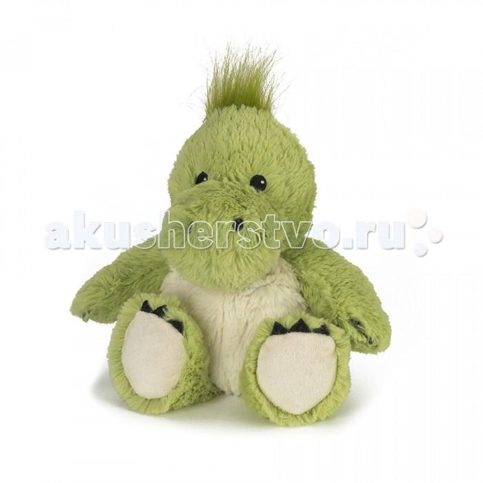 Гигиена и здоровье , Грелки Warmies Cozy Plush Игрушка-грелка Динозавр арт: 249649 -  Грелки