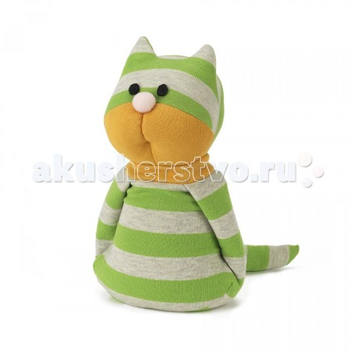 Гигиена и здоровье , Грелки Warmies Socky Dolls Игрушка-грелка Кот Джордж арт: 249766 -  Грелки