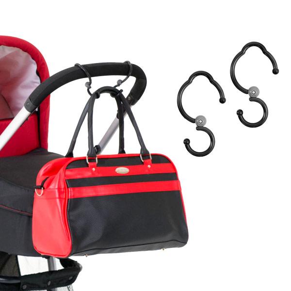 Аксессуары для колясок Hauck Крючок для сумки Hook me цена