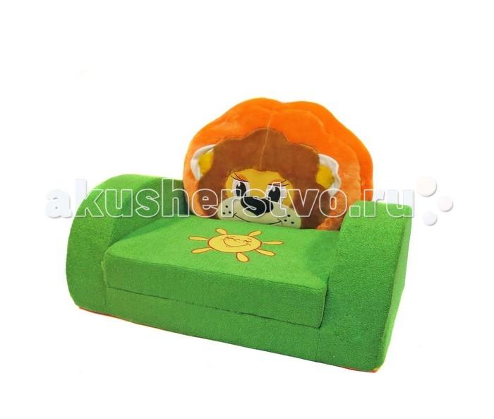 Мягкие кресла Кипрей Раскладной диванчик Львенок раскладной модуль диван ру кормак скандинавия velvet sandy black
