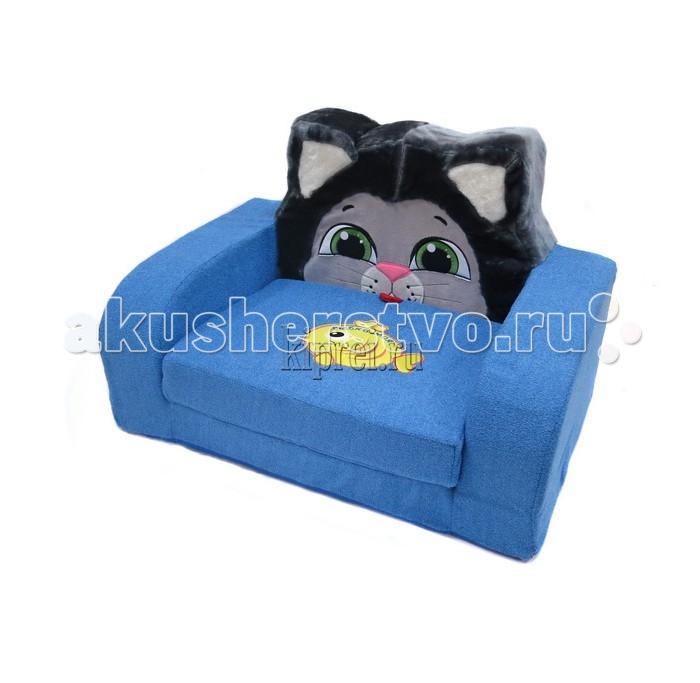 Мягкие кресла Кипрей Раскладной диванчик Котенок, Мягкие кресла - артикул:250294