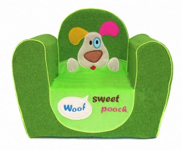 Детская мебель , Мягкие кресла Кипрей Детское кресло Sweet Pooch арт: 250315 -  Мягкие кресла