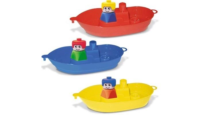 Игрушки для ванны Стеллар Кораблики 3 шт. и 3 человечка nyx big