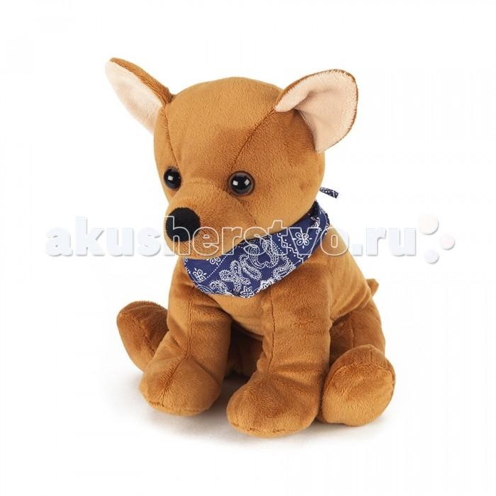 Warmies Cozy Dogs Игрушка-грелка Чихуахуа ЧикоCozy Dogs Игрушка-грелка Чихуахуа ЧикоWarmies Игрушка-грелка Чихуахуа Чико.  Встречайте - чихуахуа Чико! Милый маленький пес с латинским происхождением из коллекции Warmies Cozy Pets. Очаровательный подарок для ребенка любого возраста или взрослого, кто любит собак! Сделан из высококачественного плюша, мягкий мех и зерна проса внутри подарят нежное успокаивающее тепло на всю ночь. Чико в комплекте со съемной банданой.<br>