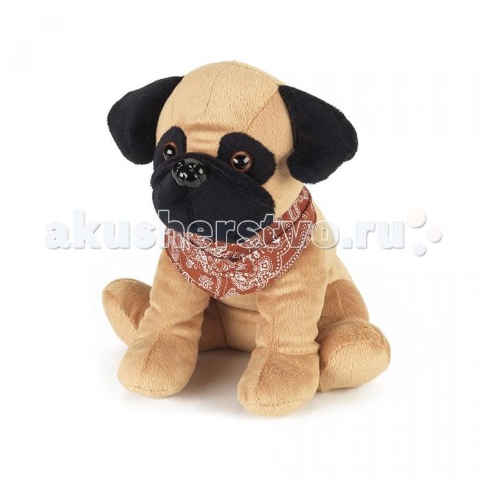 Warmies Cozy Dogs Игрушка-грелка Мопс ПагсиCozy Dogs Игрушка-грелка Мопс ПагсиWarmies Игрушка-грелка Мопс Пагси.  Встречайте - Мопс Пагси! Милый маленький пес с латинским происхождением из коллекции Warmies Cozy Pets. Очаровательный подарок для ребенка любого возраста или взрослого, кто любит собак! Сделан из высококачественного плюша, мягкий мех и зерна проса внутри подарят нежное успокаивающее тепло на всю ночь. Мопс Пагси в комплекте со съемной банданой.<br>