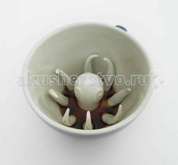 Картинка для Creature Cups Кружка с осьминогом 330 мл