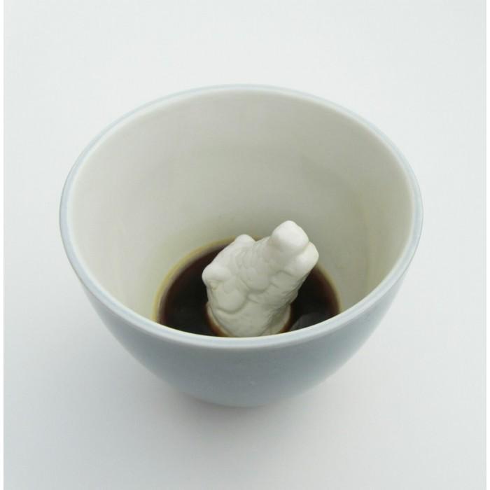 Аксессуары для кормления , Посуда Creature Cups Кружка с крокодилом 330 мл арт: 250876 -  Посуда