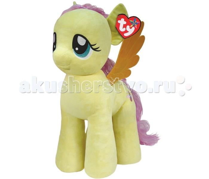 Мягкая игрушка My Little Pony Пони Fluttershy 76 смПони Fluttershy 76 смПони Fluttershy 76 см - очаровательная мягкая игрушка из новой коллекции My little Pony. Ваш ребенок обязательно подружится с пони- пегасом, обладающим добрым сердцем и заботливой душой.   Игрушка мягкая и приятная на ощупь, большие красивые глаза и знак отличия вышиты, грива выполнена из искусственных волос.  Милая и застенчивая Флаттершай — самая робкая и добрая пони-пегас, которая обожает животных и знает все об уходе за ними. Кому-то Флатти может показаться слишком стеснительной, но стоит познакомиться с ней поближе и вы узнаете, что у нее огромное доброе сердце, наполненное любовью ко всем живым существам! И пусть Флаттершай не слишком хорошо летает, зато она умеет творить настоящие чудеса, укрощая даже больших и страшных монстров.  Пони Fluttershy 76 см станет не просто игрушкой, но и милым дополнением к декору любой детской комнаты.  Из чего сделана игрушка (состав): ткань, пластик, искусственный мех, синтепон. Высота игрушки: 76 см. Вес: 3.5 кг.<br>