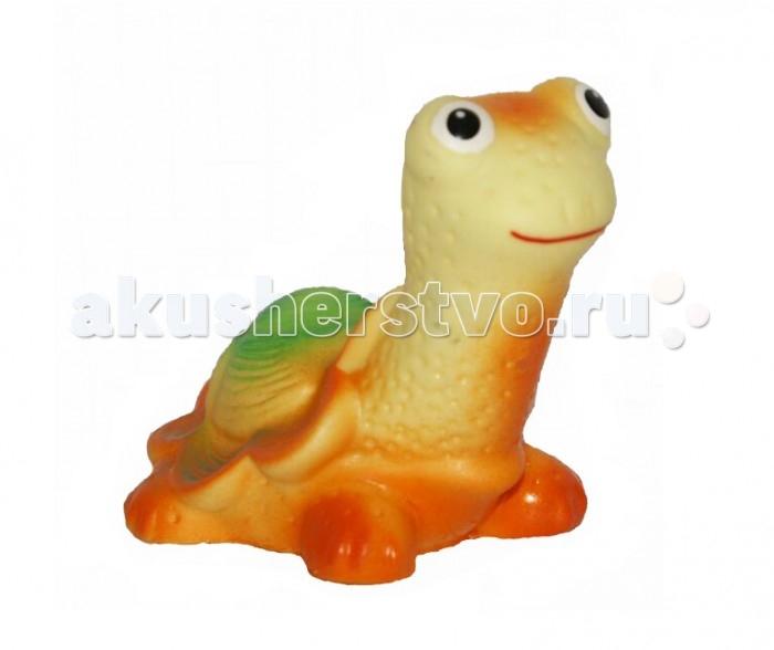 Игрушки для ванны Воронежская игрушка Игрушка для ванны Черепаха 10 см