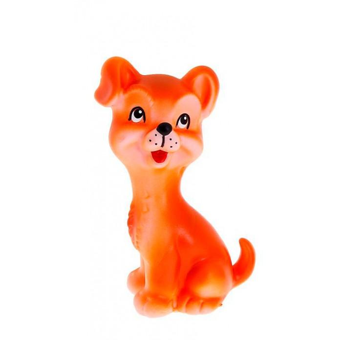 Игрушки для ванны Воронежская игрушка Игрушка для ванны Собачка 12 см игрушка страна карнавалия кошелек богатства собачка с деньгами 2279619