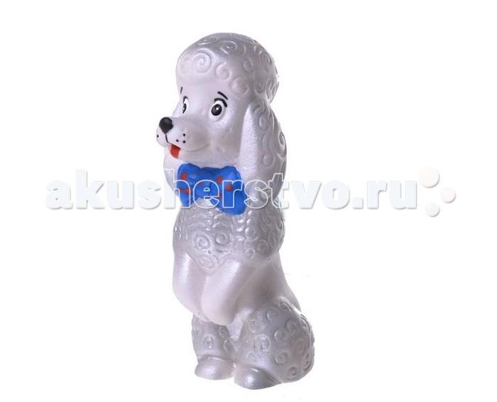 Игрушки для ванны Воронежская игрушка Игрушка для ванны Собачка Королевский Пудель 14 см