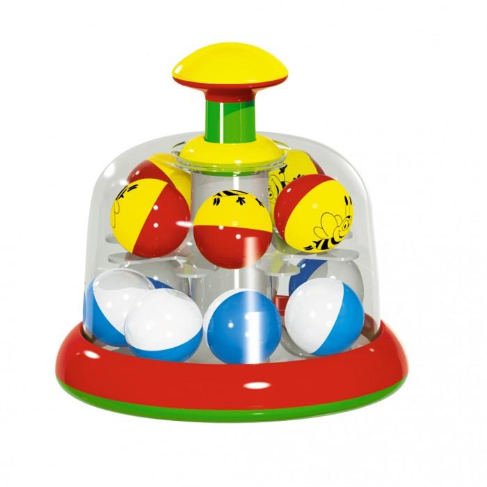 Развивающие игрушки Стеллар Юла-карусель с шариками стеллар стеллар юла домик в деревне