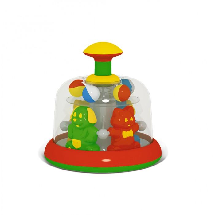 Развивающие игрушки Стеллар Юла-карусель Цирк в коробке стеллар стеллар юла домик в деревне