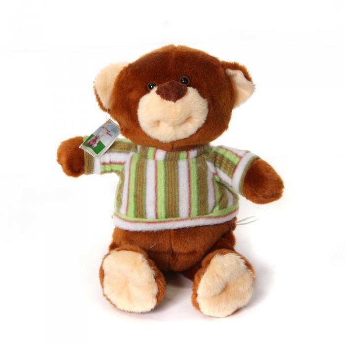 Мягкие игрушки Rudnix Медведь 32 см набор для изготовления игрушки sovushka мишка костик высота 32 см