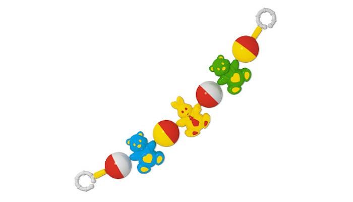 Подвесные игрушки Стеллар Погремушка подвеска на кроватку Лесная сказка стеллар погремушка светлячок стеллар