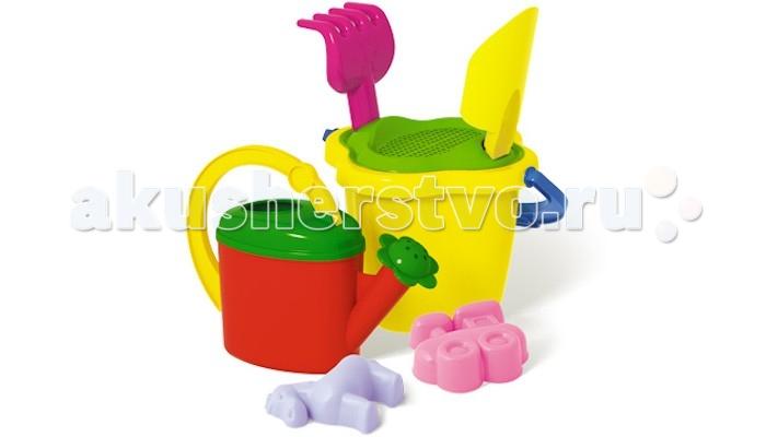 Игрушки в песочницу Стеллар Песочный набор № 126 3 обнаженный песочный