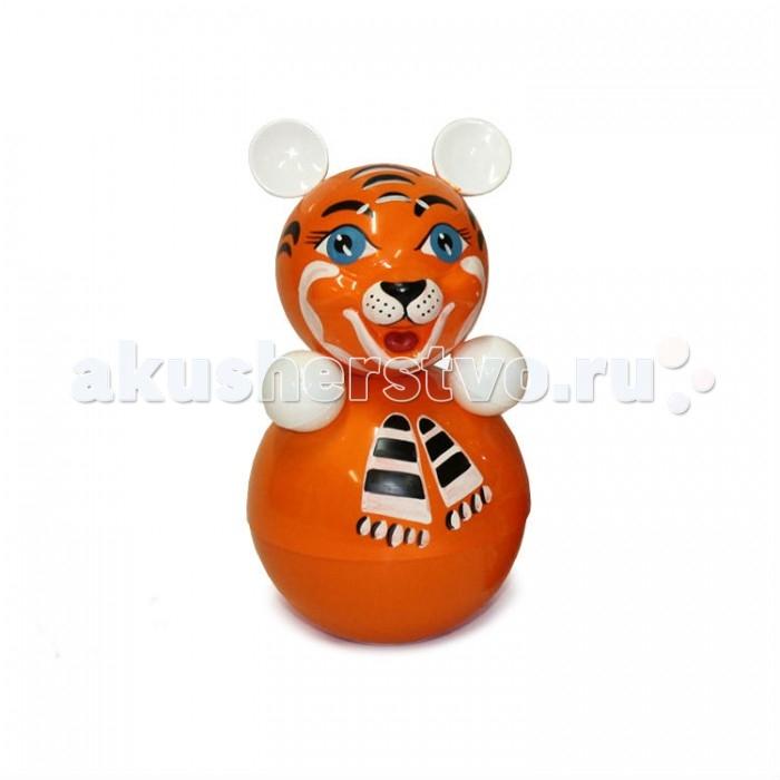Развивающие игрушки Russia Неваляшка Тигренок 22 см russia неваляшка зайчик 22 5 см
