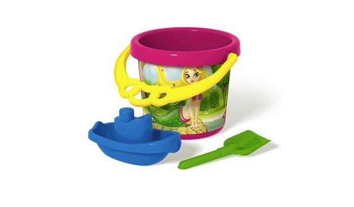 Игрушки для зимы Стеллар Песочный набор № 121 3 обнаженный песочный