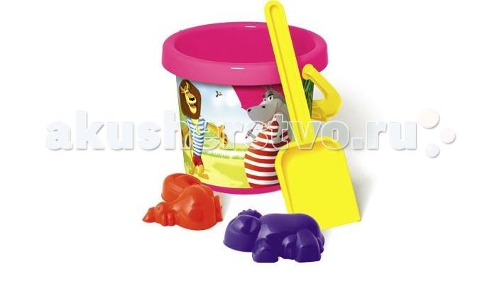 Игрушки для зимы Стеллар Песочный набор № 132 формочки для песка стеллар