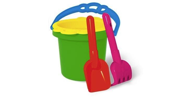 Игрушки для зимы Стеллар Песочный набор № 152 стеллар погремушка дудочка стеллар