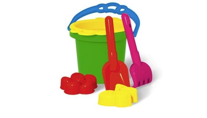 Игрушки для зимы Стеллар Песочный набор № 153 формочки для песка стеллар