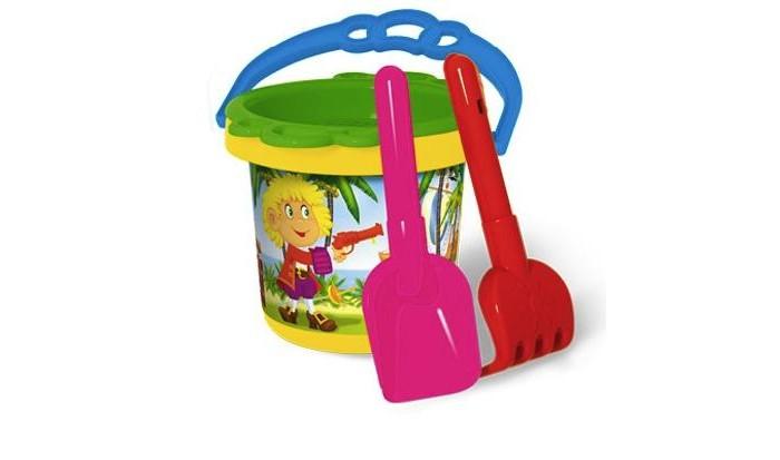 Игрушки для зимы Стеллар Песочный набор № 154 3 обнаженный песочный