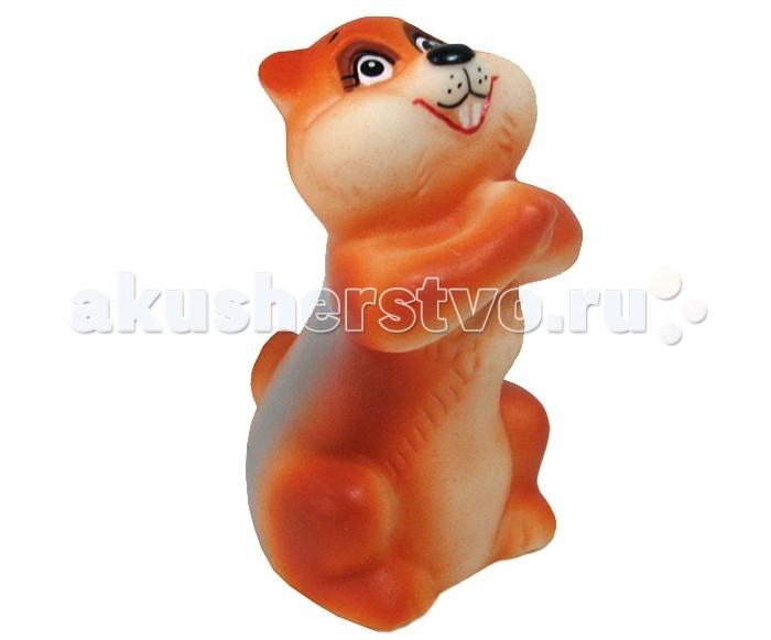 Игрушки для ванны Воронежская игрушка Игрушка для ванны Бурундучок 11.5 см игрушка
