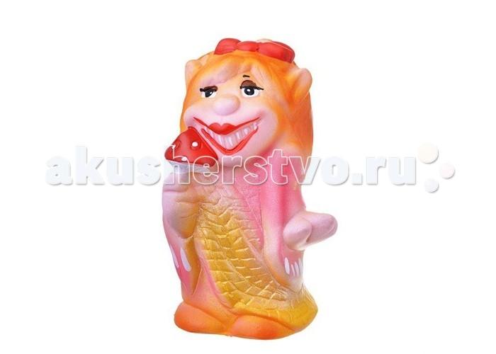 Игрушки для ванны Воронежская игрушка Игрушка для ванны Кикимора 12 см игрушка
