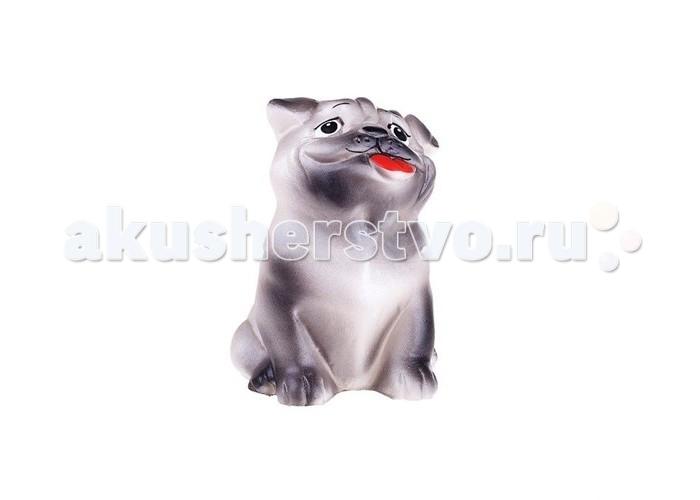Игрушки для ванны Воронежская игрушка Игрушка для ванны Мопс игрушка