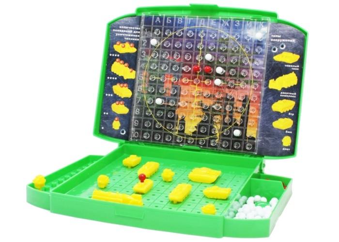 Настольные игры Стеллар Настольная игра № 52 Поле боя настольные игры стеллар лото для девочек