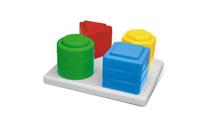 Развивающие игрушки Стеллар Логическое чудо Пирамидка развивающие игрушки стеллар пирамида занимательная большая