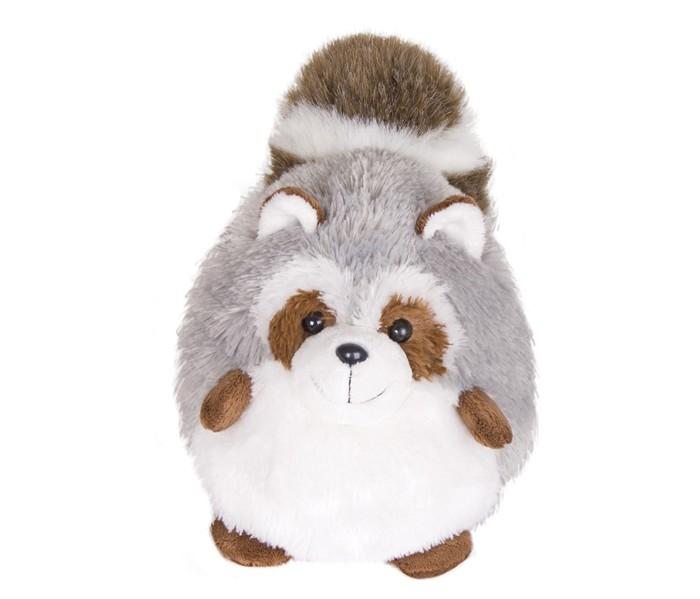 Купить Мягкие игрушки, Мягкая игрушка Gulliver Пушистый хвостик Енотик 30 см