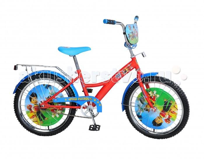Двухколесные велосипеды Navigator Щенячий патруль Kite-тип 20 бумага цветная 10 листов 10 цветов двухсторонняя щенячий патруль