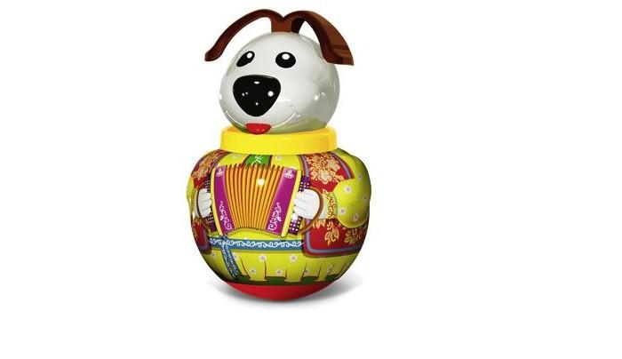 Развивающие игрушки Стеллар Неваляшка малая Собачка Дружок в коробке девчата dvd полная реставрация звука и изображения