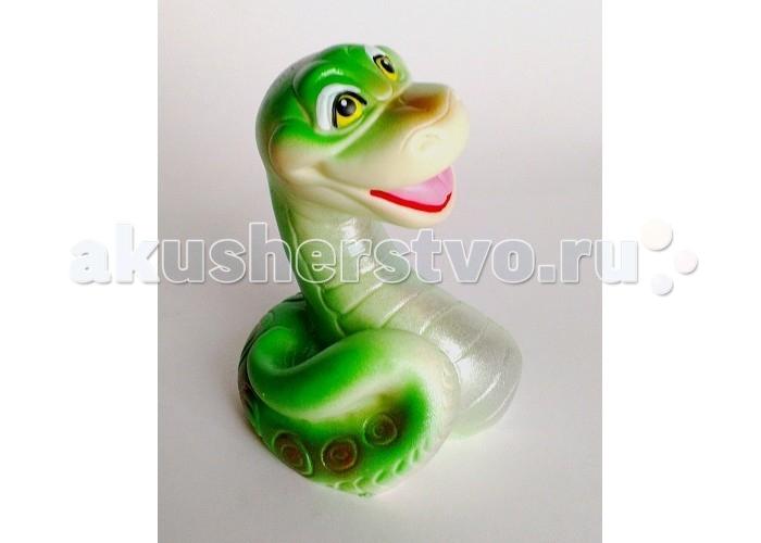 Игрушки для ванны Воронежская игрушка Игрушка для ванны Змейка-1 10 см игрушка