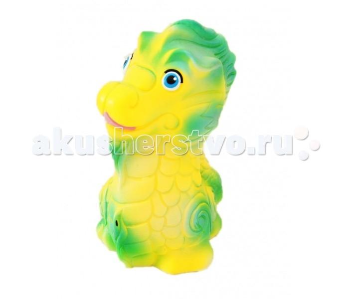 Игрушки для ванны Воронежская игрушка Игрушка для ванны Дракоша Коша 13 см игрушка