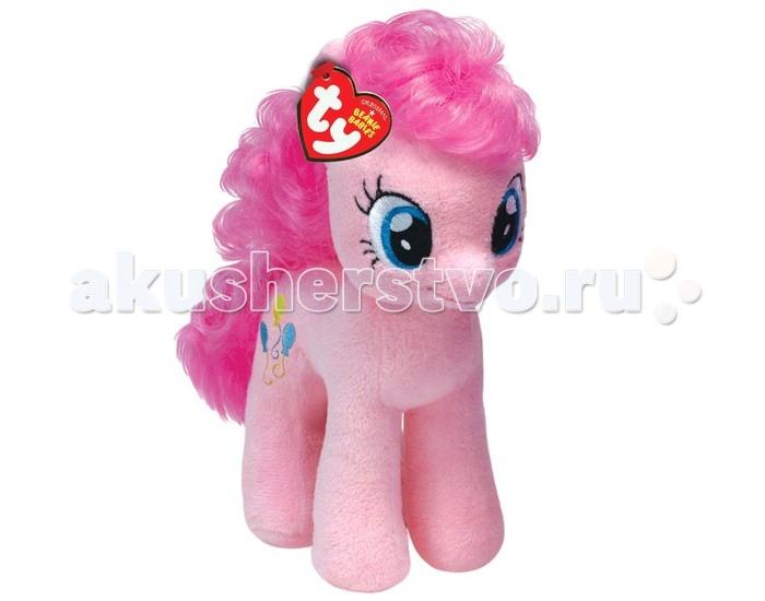Мягкие игрушки Май Литл Пони (My Little Pony) Пони Pinkie Pie 28 см