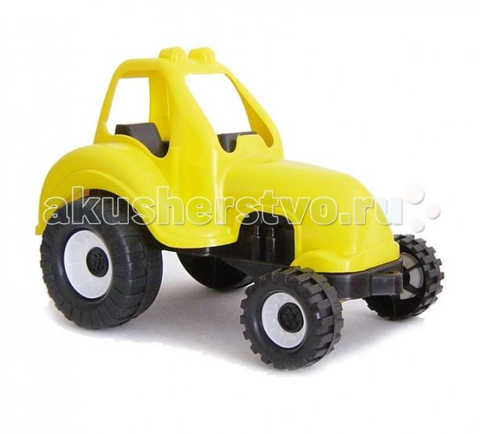 Машины Спектр Игрушка Трактор Кузя машины tomy трактор john deere monster treads с большими резиновыми колесами