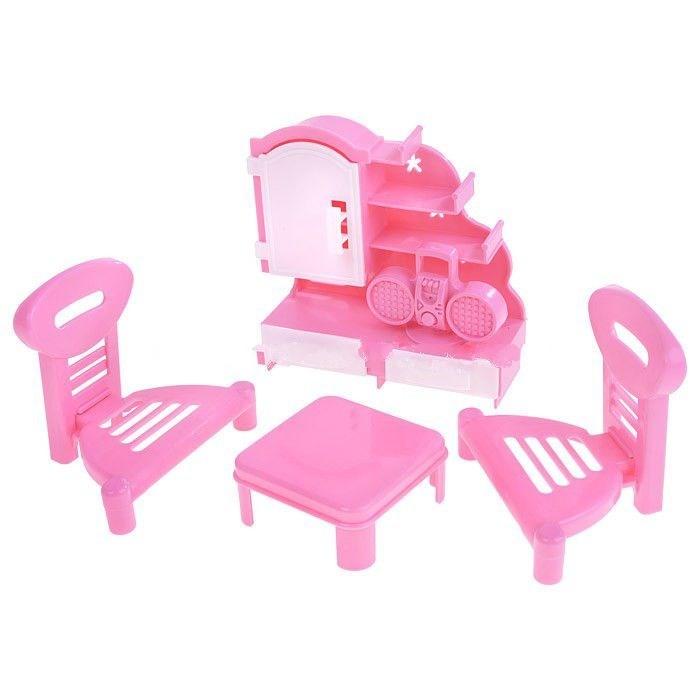 Кукольные домики и мебель Форма Набор мебели Гостиная