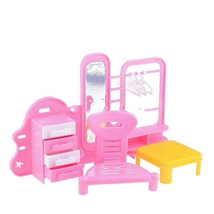 Кукольные домики и мебель Форма Набор мебели Прихожая кукольные домики и мебель форма набор мебели гостиная 2