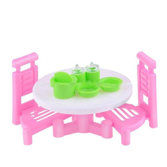 Кукольные домики и мебель Форма Набор мебели Дачный