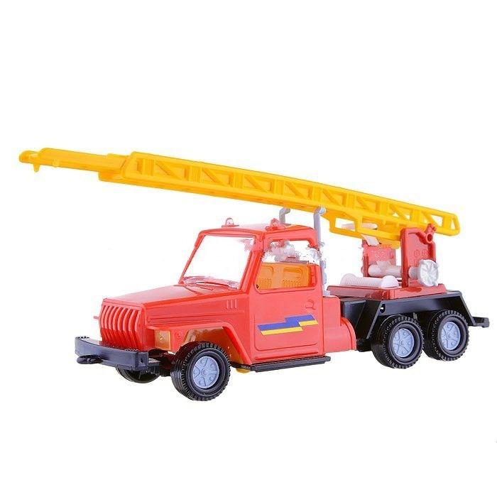 Машины Форма Пожарная машинка Урал