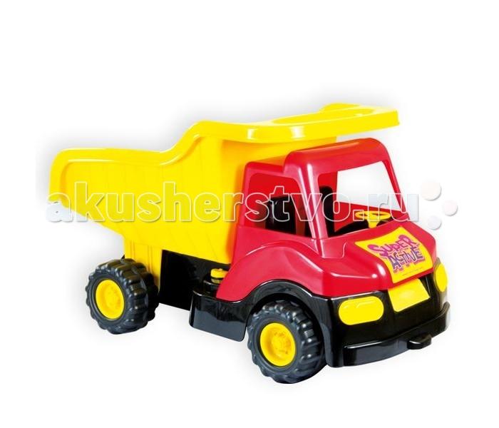 R-Toys Автомобиль Автоскрепер BIG