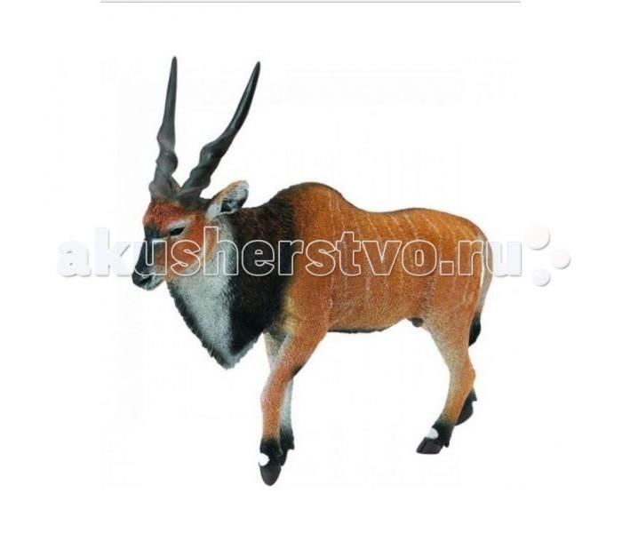 Игровые фигурки Gulliver Collecta Гигантская антилопа Эланд XL игровые фигурки gulliver collecta фигурка северный олень xl
