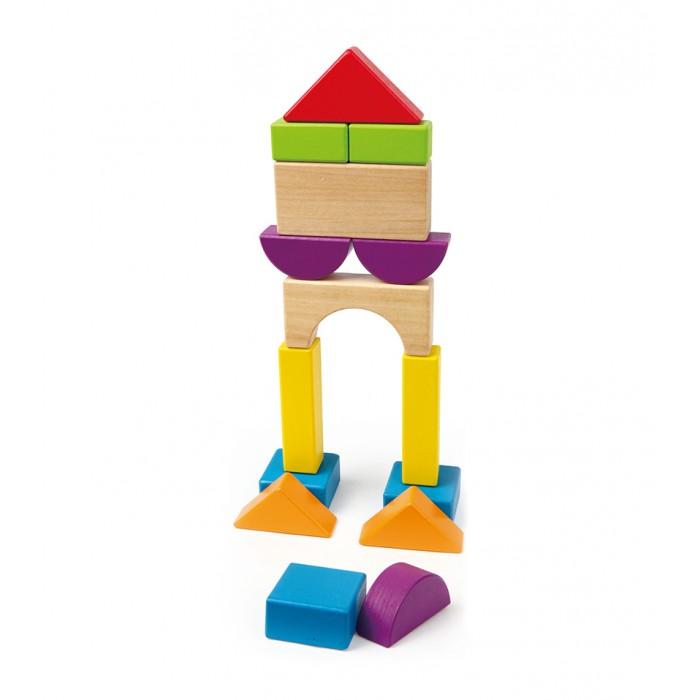 Деревянные игрушки Hape Конструктор Е0904