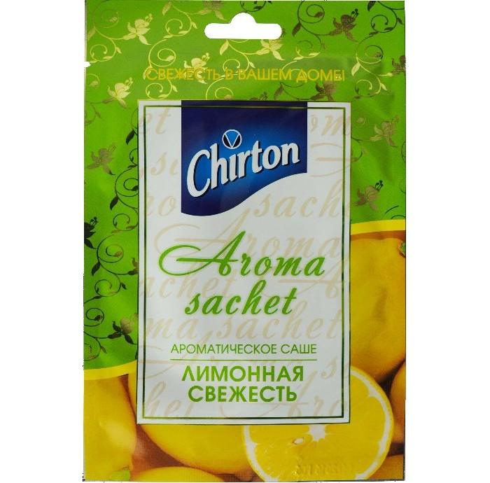 Бытовая химия Chirton Ароматическое саше Лимонная свежесть 15 г бытовая химия