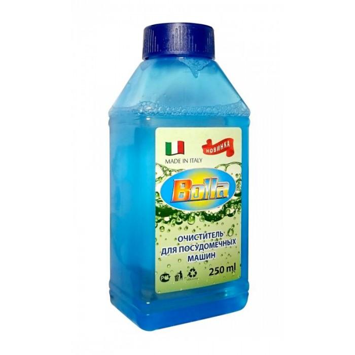 Бытовая химия Bolla Очиститель для посудомоечных машин 250 мл  бытовая химия bolla антикальк в таблетках 15 шт